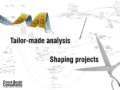 Tailor-made analysis in order to shape projects, a crossed approach between environmental engineering and parametric deisgn